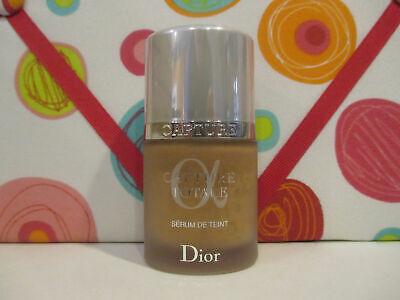 CHRISTIAN DIOR  ~ CAPTURE TOTALE SERUM FOUNDATION ~ # 040 ~ 1 OZ BOXLESS Dior Capture Totale Foundation