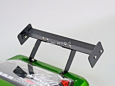 RC 1/10 Car Accessories METAL WING SPOILER - For 1/10 Drift