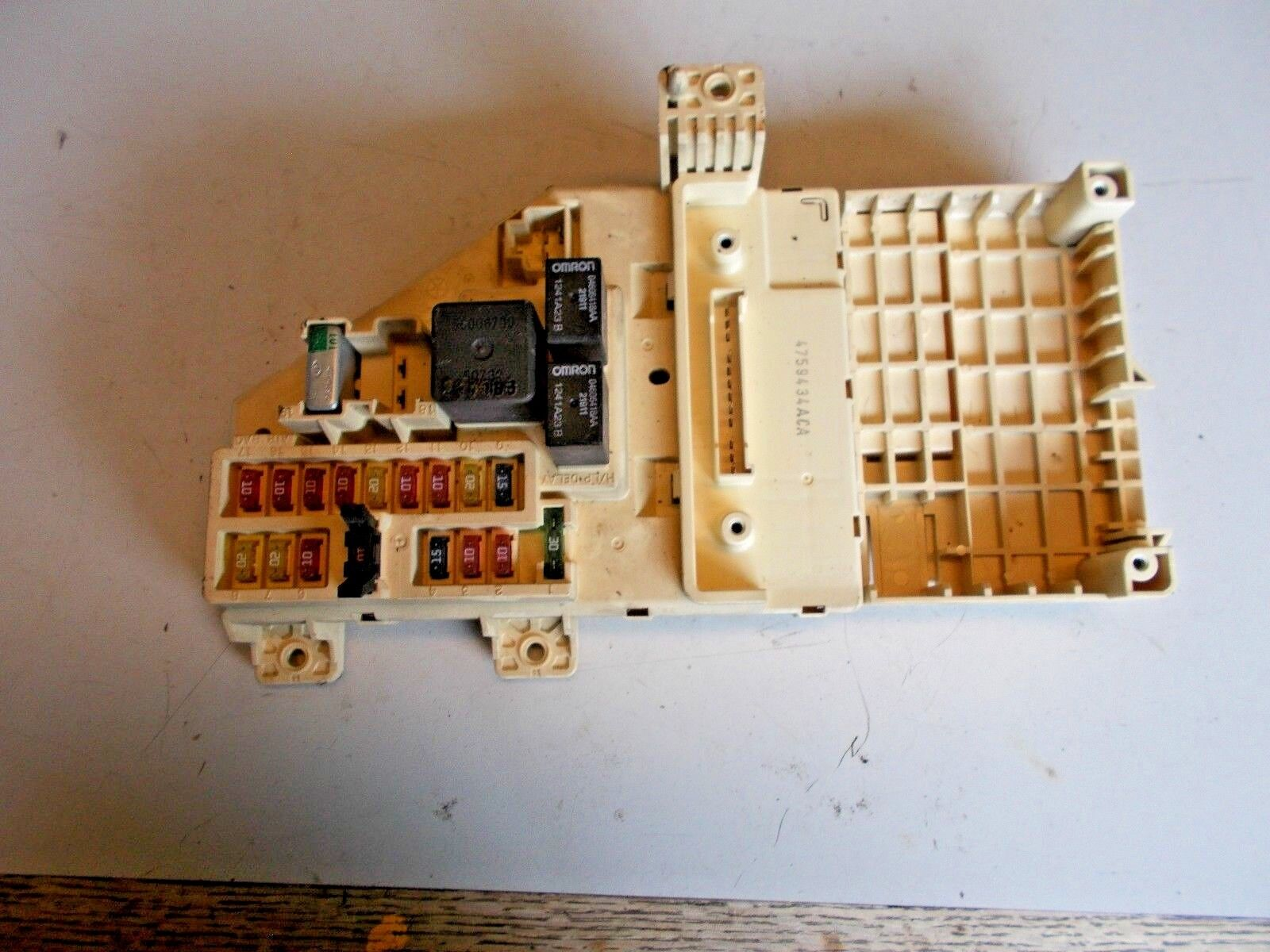 Used 2003 Dodge Stratus Dash Parts For Sale Fuse Box 2006 Interior Oem 4759434aca Free Shipping 1930 Day Warrant