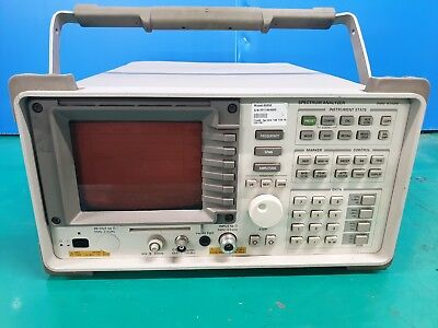 Agilent8595e Spectrum Analyzer 6.5ghz Defected 4485