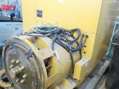 Caterpillar Generator On Skid 500 Kw..480 Volt.... Flywheel Housing Size 0