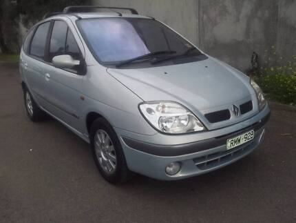 2001 Renault Scenic Wagon REG + RWC, Low 90,800 KMs Pascoe Vale South Moreland Area Preview