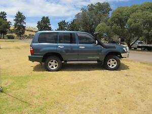 2004 Toyota LandCruiser Fitted with a 6500 Optimizer Chev Turbo Brunswick Harvey Area Preview
