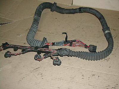 Rover 75 MG ZT Diesel 99 on  Fuel injector wiring loom harness