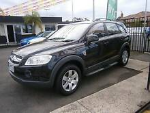 2008 Holden Captiva Wagon AUTO 7 SEATER Maidstone Maribyrnong Area Preview