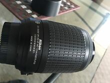 Nikon lens 55-200mm Yeronga Brisbane South West Preview