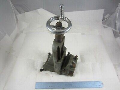 Atlas Craftsman 10 12 Lathe Milling Attachment 10-501 10-502