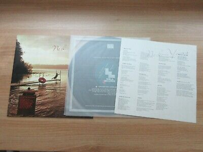 Neil Young ‎– The World of Neil Young 1991 Rare LP Record Insert