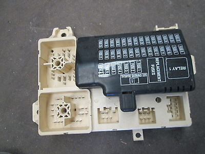 2001 lincoln ls fuse box 2000 2001 2002 lincoln ls relay fuse box