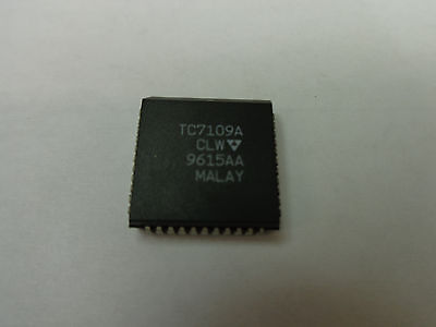 Tc7109aclw Analog To Digital Converter
