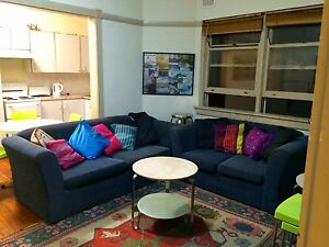 BONDI BEACH: COUPLE wanted for room in furnished 2 br apt Bondi Beach Eastern Suburbs Preview