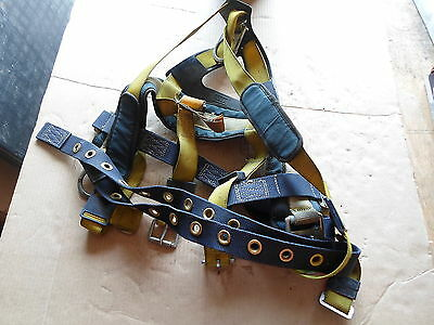 Dbi Sala Full Body Safety Harness Model 1101655 Large