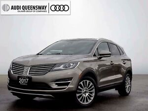2017 Lincoln MKC Reserve, Nav, Cam, No Accidents