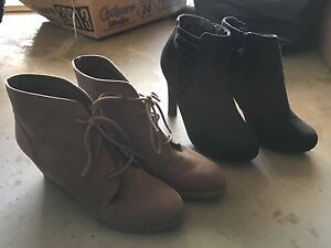 size 9 and 10 women's heels
