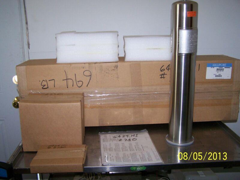 Millipore Model Ces9292 Sanitary Filter Housing