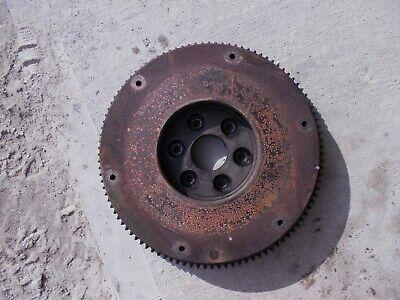 Massey Harris 44 Mh Tractor Engine Motor Flywheel Starter Ring Gear