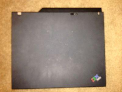 IBM Laptop, XP  thinkpad  wifi  battery  power cord  works very well