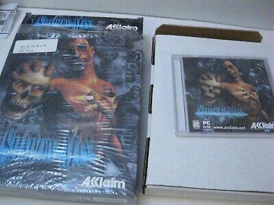 Shadow Man PC game complete CD-ROM Acclaim (Shadow Man-pc)