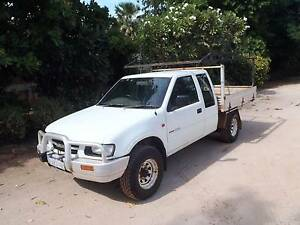 98 Holden LS Rodeo 4x4  Xtra Cab Tray Back Ute Broome Broome City Preview