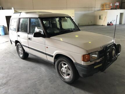 97 Land Rover discovery turbo diesel