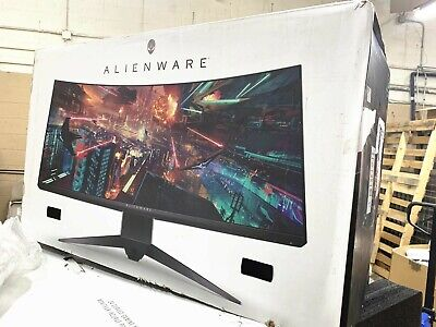 "Dell Alienware 34"" Curved Gaming Monitor - NEW !!!"