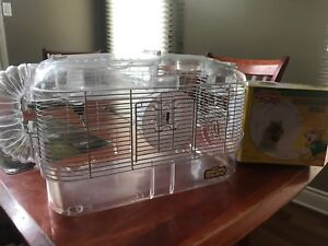 Cage a hamsters
