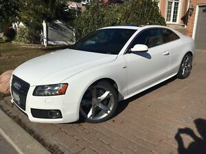 Audi A5 S-Line FULLY LOADED RARE Prestige Edition