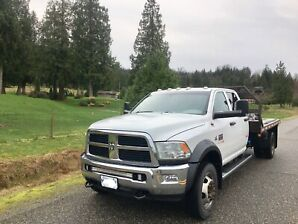 2012 Dodge Ram 5500HD Crew Cab Engine 6.7 L with only 8000 Km