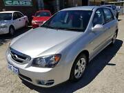 2006 Kia Cerato EX Hatch Manual 131kms Air Con (Drives Well) Wangara Wanneroo Area Preview