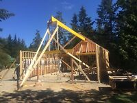 Framing and forming carpenters