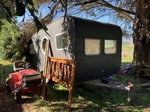 Bondwood caravan | Caravans | Gumtree Australia Alpine Area