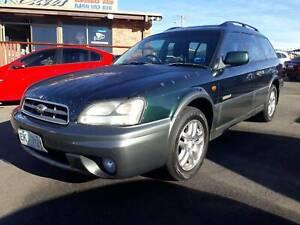 2001 Subaru Outback LIMITED Automatic SUV Kings Meadows Launceston Area Preview
