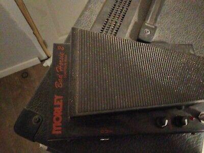 Morley Steve Vai Bad Horsie 2 Contour Wah Wah Guitar Effect Pedal