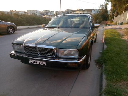 Jaguar xj6 sovereign 1988  Green   Running   Auto   1 year rego