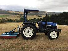 Foton Euroleopard 40hp tractor including implements great cond Healesville Yarra Ranges Preview