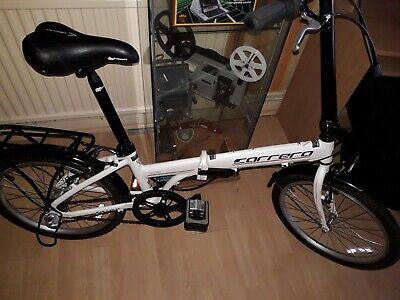 Carrera Transit Folding Bike.