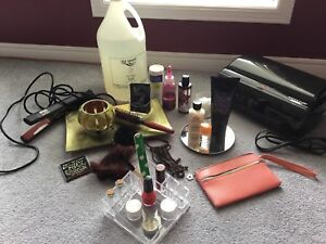 Straightener,  Makeup ,beauty products all for $25