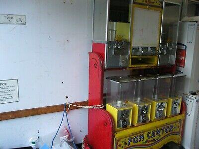 Northwestern Vending Machines With Fun Center Rack