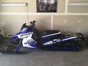 2016 Yamaha viper with mcx 270hp turbo