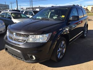 2012 Dodge Journey R/T AWD , 7 pass(LEATHER)(DVD)(REMOTE START)