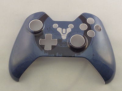 Destiny Hydro Dipped  Front Shell For Xbox One Controller   New