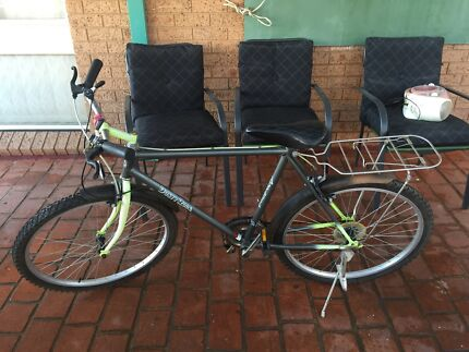 Bicycle for sale new tyers new brick Edensor Park Fairfield Area Preview