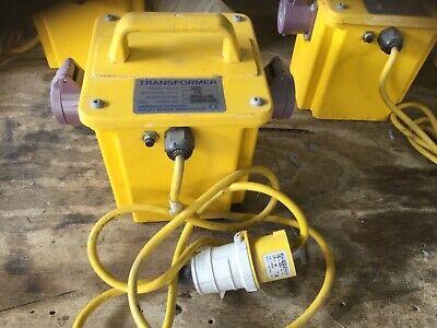 Twin port transformer 110 v-12v  industrial