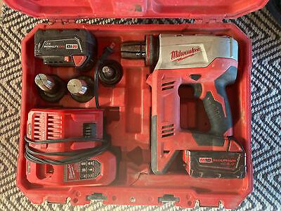 Milwaukee 2632-20 M18 Propex Expansion Tool Kit 2632-20 Complete 2 Batteries