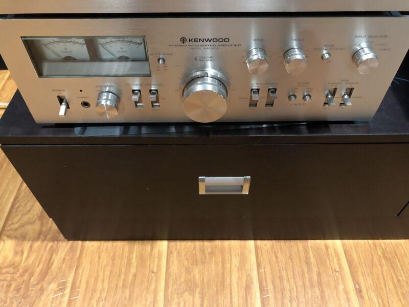 Kenwood Ka-8300 Stereo Integarated Amplifier