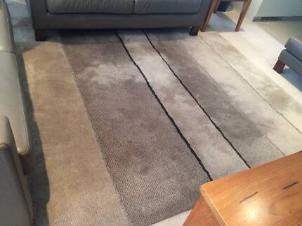 NZ Wool Lounge Room Floor Rug 2.4m x 2.7m Lane Cove Lane Cove Area Preview