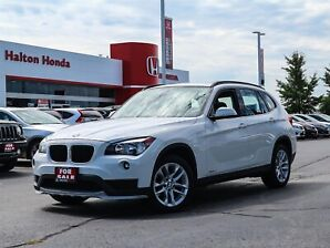 2015 BMW X1 28I|NO ACCIDENTS