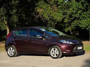 2009 Ford Fiesta LX Hatchback Automatic Low KM Bentleigh East Glen Eira Area Preview
