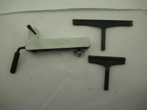 JWL-1221VS Toolrest Base and 2 tool rests
