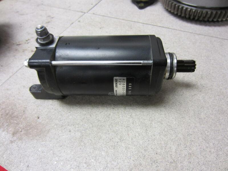 08-18 Bmw F800gs F800 Oem Engine Starting Starter Motor